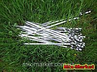 Шампуры из нержавеющей стали 12 мм, фото 1