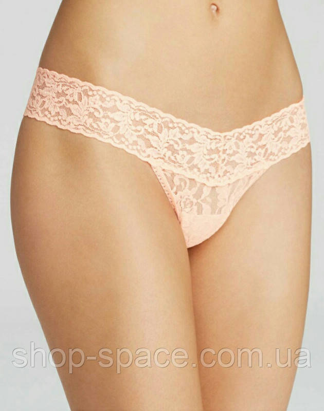 Hanky Panky Signature Lace Стринги Ballet Pink