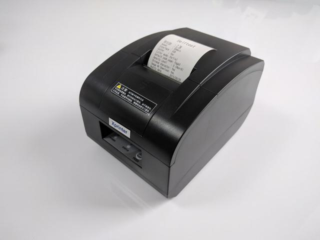 XP-C58N принтер чеков