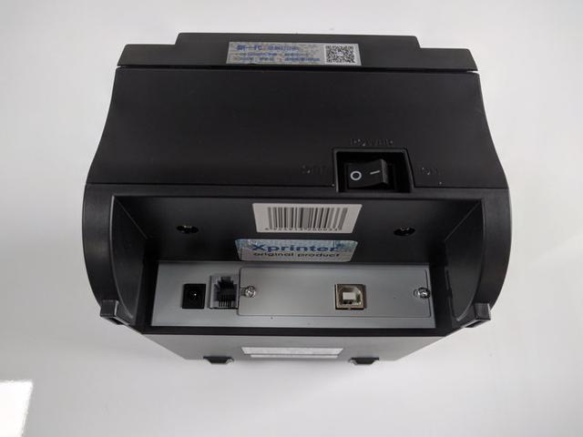 Xprinter XP-C58N принтер с автообрезкой