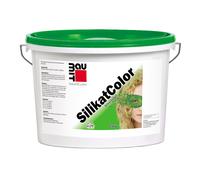 Силикатная фасадная краска BAUMIT Silikat Color, 22,4кг