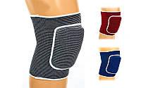 Наколенник волейбольный (2шт) ВС-771 (PL, эластан, безразмерный, р-р 23х14см, цвета в ассортименте)