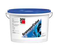Акриловая фасадная краска BAUMIT GranoporColor, 22,4кг