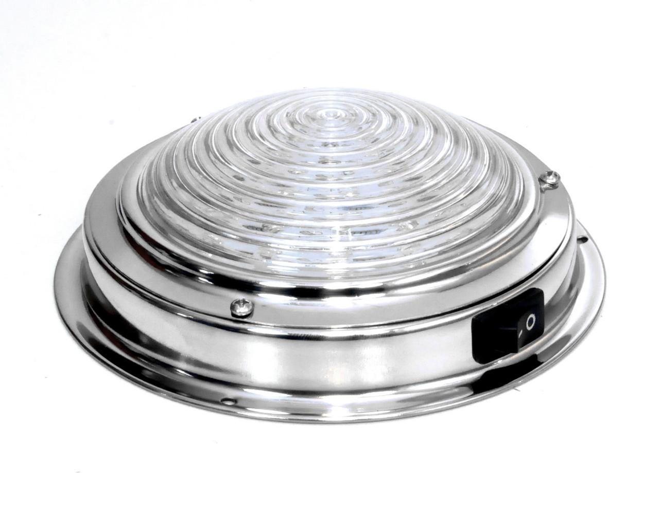 Светильник для каюты LED, 140мм нержавейка, 1005L