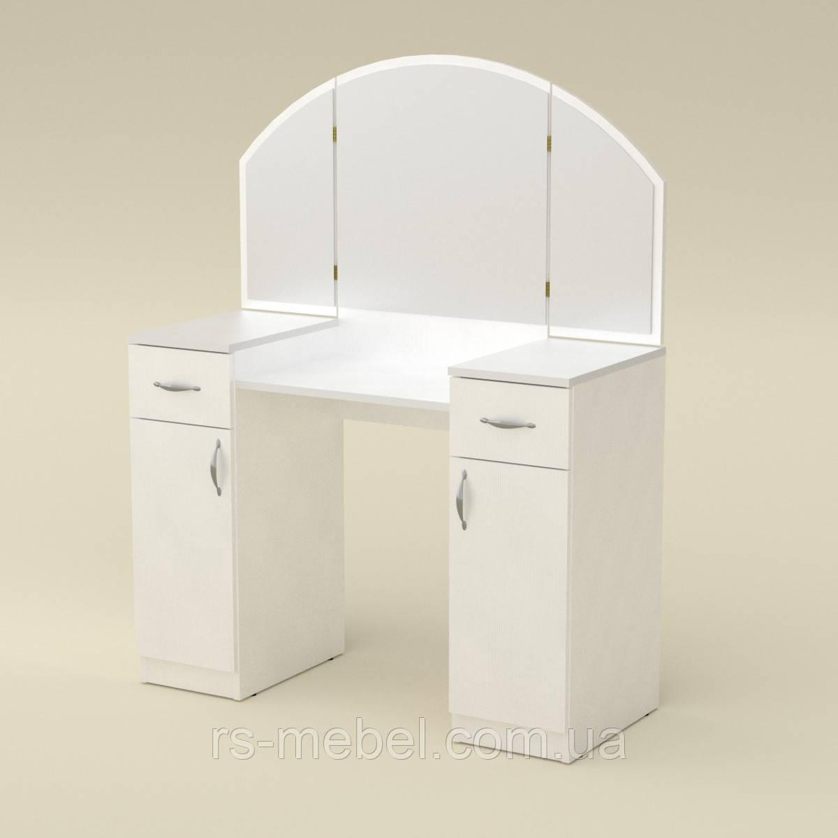 """Туалетний столик """"Трюмо-4"""" (Компаніт)"""