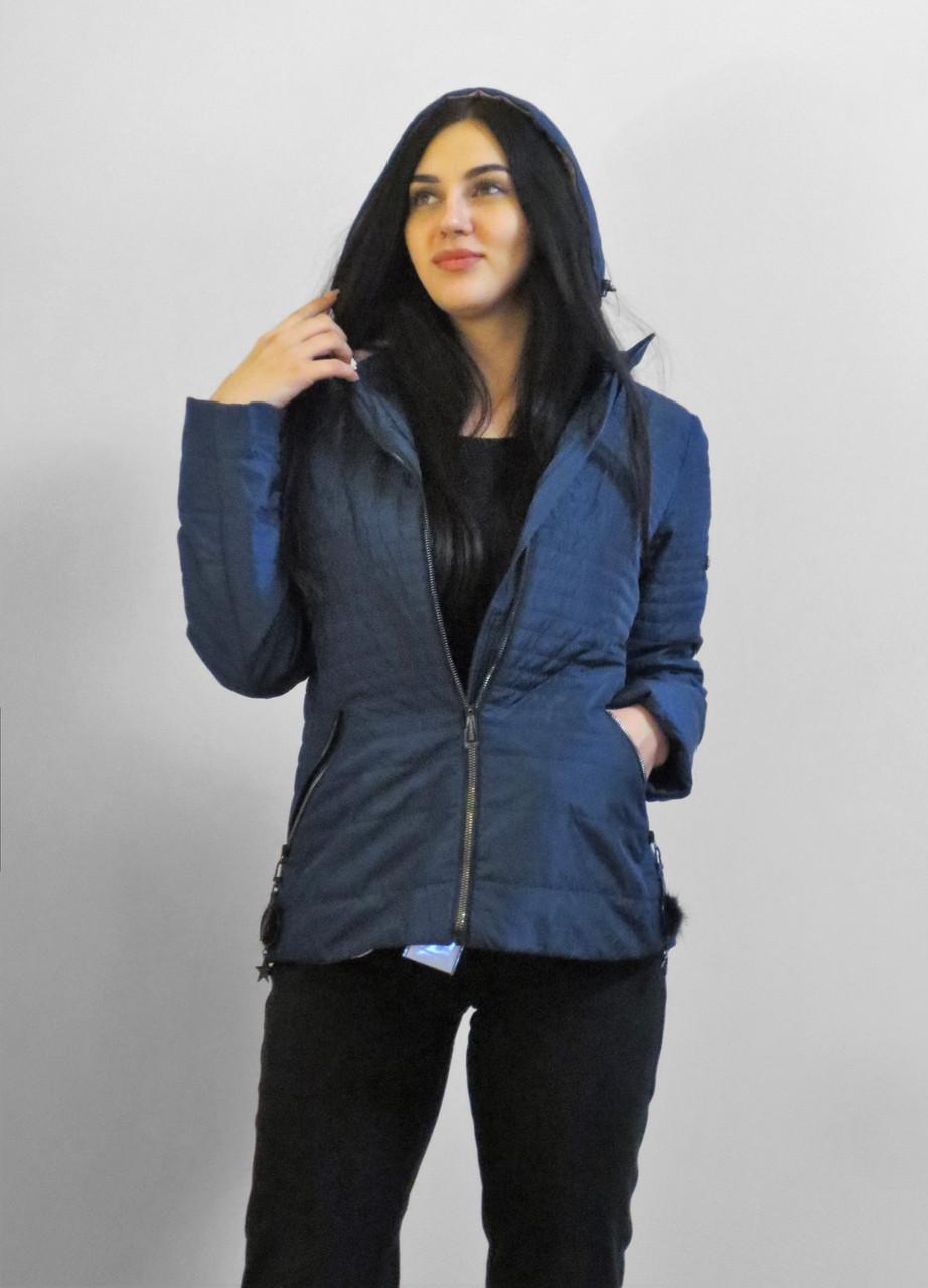 Демисезонная утепленная куртка. Новая коллекция QARLEVAR   2XL-6XL (46-56)