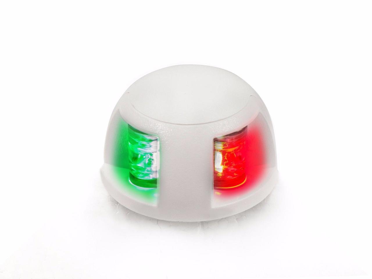 Навигационный огонь носовой LED красный-зеленый