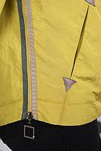 Нежная легкая ветровка до больших размеров 48 р, фото 2