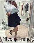 Стильная юбка на резинке, фото 5
