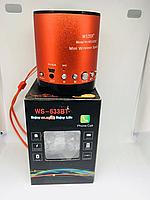 Портативная Bluetooth колонка WSTER WS-633