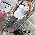 Женские брюки в спортивном стиле, фото 4
