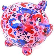 Копилка Pomme-Pidou Свинка Peggy (00025 F)