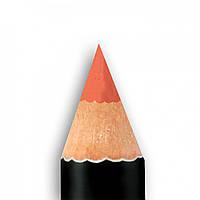 КАРАНДАШ  ДЛЯ ГУБ И ГЛАЗ(2 В 1 )LORINA цвет  оранжевый