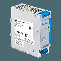 Delta Electronics DRP-24V120W1CAN CliQ III электропитания на DIN-рейке для жестких промышленных сред