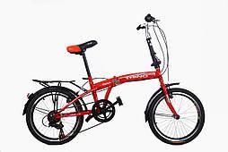 Велосипед Trino Powerlite CM112-1 (стальная рама) (Рост 130-145 см)