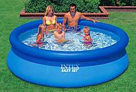 Надувной бассейн INTEX EASY SET POOL 28120, интекс 305 x 76 см, фото 1