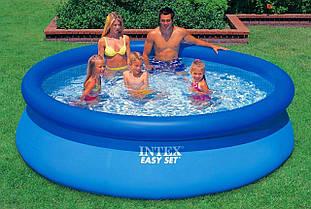 Надувной бассейн INTEX EASY SET POOL 28120, интекс 305 x 76 см