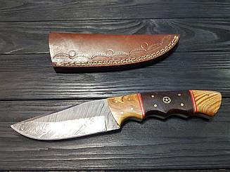 Нож охотничий Дамаск тайга   эксклюзив