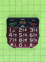 Клавиатура Nomi i281 Оригинал Красный
