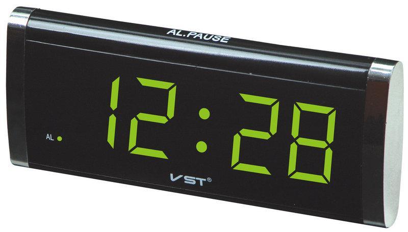 c0b0ae778d42 Электронные часы Led Alarm oclock VST 730-4. В наличии. 414 грн. Купить