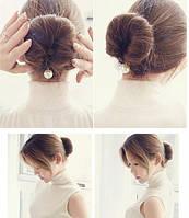 Заколка для прически Fast Bun ( украшение для волос )