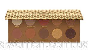 Тіні для очей Zoeva CARAMEL MELANGE Eyeshadow Palette (10 кольорів)