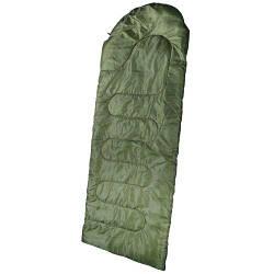 Спальный мешок одеяло 210*75см R17787 Army Green