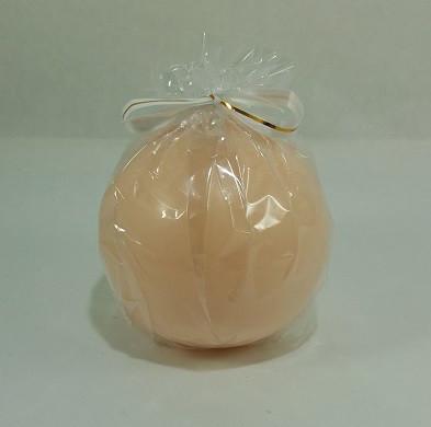 Свічка / Кулю Свічка Куля Персиковий 6.0 x 8.0 x 0.0 см