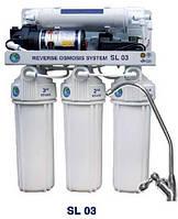 Система обратного осмоса BIO+systems RO-50-SL03-NEW (мембрана Filmtec пр-во США) c насосом, фото 1