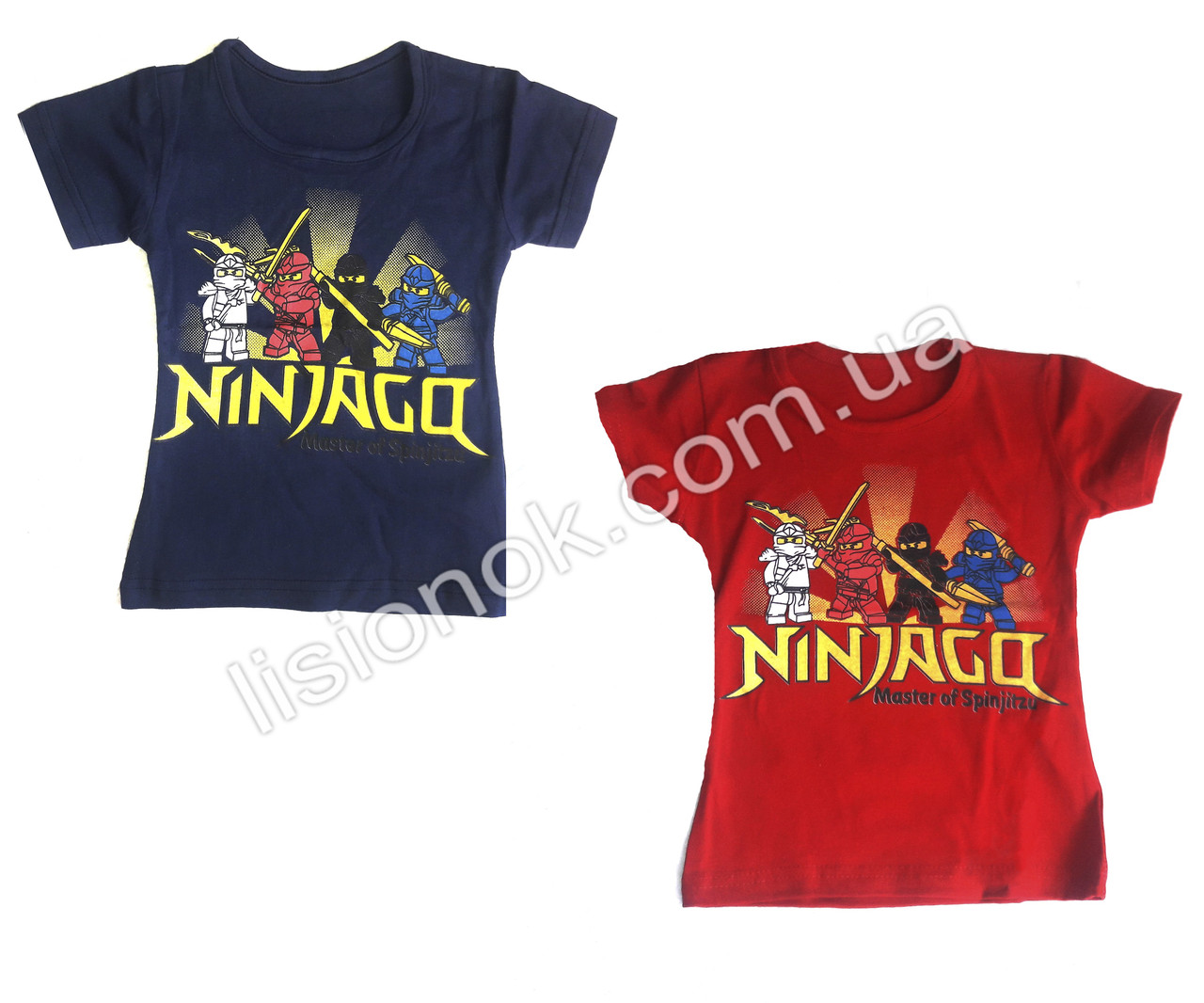 Детская футболка Ниндзяго (Ninjago) Турция