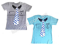 Детская футболка с галстуком Турция 6-7 лет