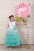 Нарядное платье для девочки, фото 1