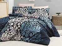 Комплект постельного белья First Choice Satin Laura Lacivert