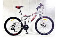 Детский горный велосипед 20 дюймов Blackmount Azimut улучшенной комплектации