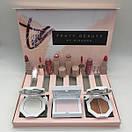 Набор FENTY BEAUTY BY RIHANNA High Light Lipstick Lip Gloss Bronzer Palette Set, фото 2