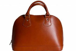 Кожаная сумка Сесилия. Италия.