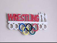 Медальница, вешалка для медалей, медальниця, вешалка для медалей борьба, реслинг