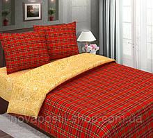 Шотландка, комплект постельного белья (бязь, 100% хлопок)