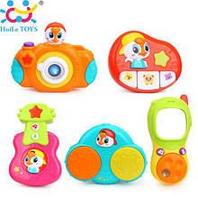 Комплект подвесных музыкальных игрушек Huile Toys (3111)
