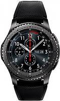 Samsung Gear S3 Frontier Dark Gray - SM-R760NDAA