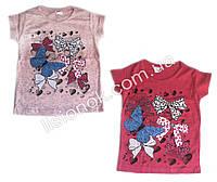 Детская футболка Бантики Турция, фото 1