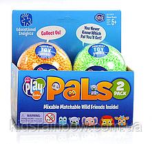 Playfoam Набор детского пластилина разноцветный