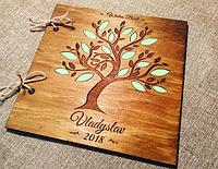 Обложка с деревом