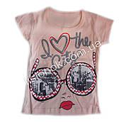 Дитяча футболка I love the city Туреччина