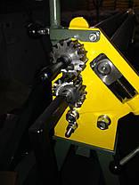 Вальцовочный станок для листового металла | Листогиб трехвалковый ручной ВР-1300x1,5 PsTech, фото 3