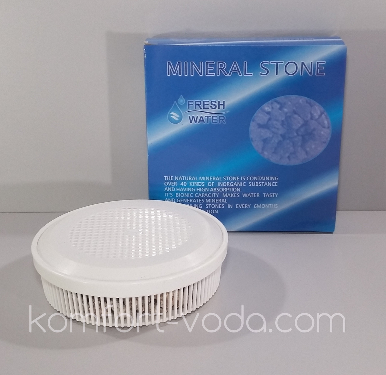 Картридж с минералами для фильтра минеральной воды MS-1