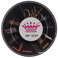 Бисер для декора ногтей Master Professional MP-503-А