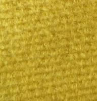 Выставочный ковролин Желтый