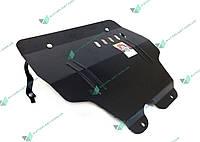 Защита двигателя и КПП Skoda Fabia (2000-)