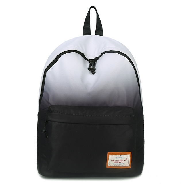 Молодежный рюкзак градиент